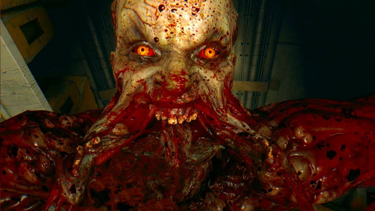картинки про страшные зомби