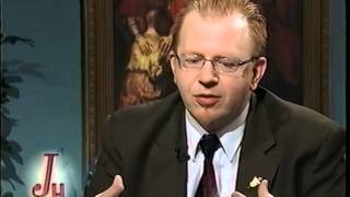 Steve Smith: Non-denominational Evangelical Became A Catholic - The Journey Home (11-27-2006)