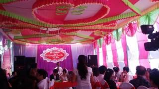 Lễ trao nhẫn cưới Hà Quang