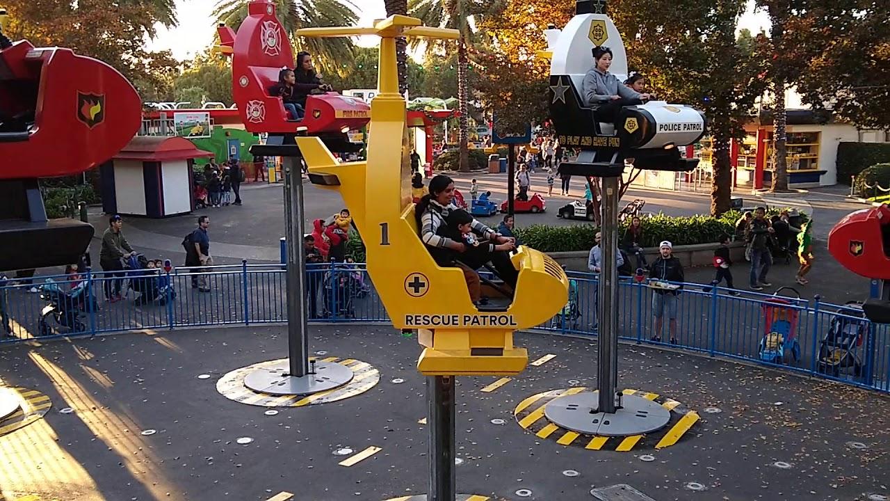 Legoland Ride - YouTube