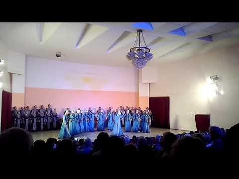 #1 Национальный ансамбль песни и танца Армении, май 2019, Ереван
