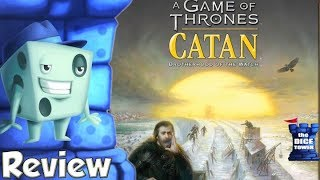 A Game of Thrones: Catan Review - with Tom Vasel