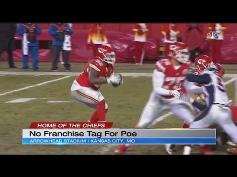 Chiefs choose to not place franchise tag on Dontari Poe