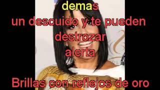 Alejandra Guzman Ten cuidado con el corazon 1990 con letra