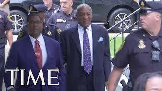 Bill Cosby Arrives For Sentencing | TIME