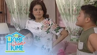 Home Sweetie Home: Gigi finds lice on baby Sam's head