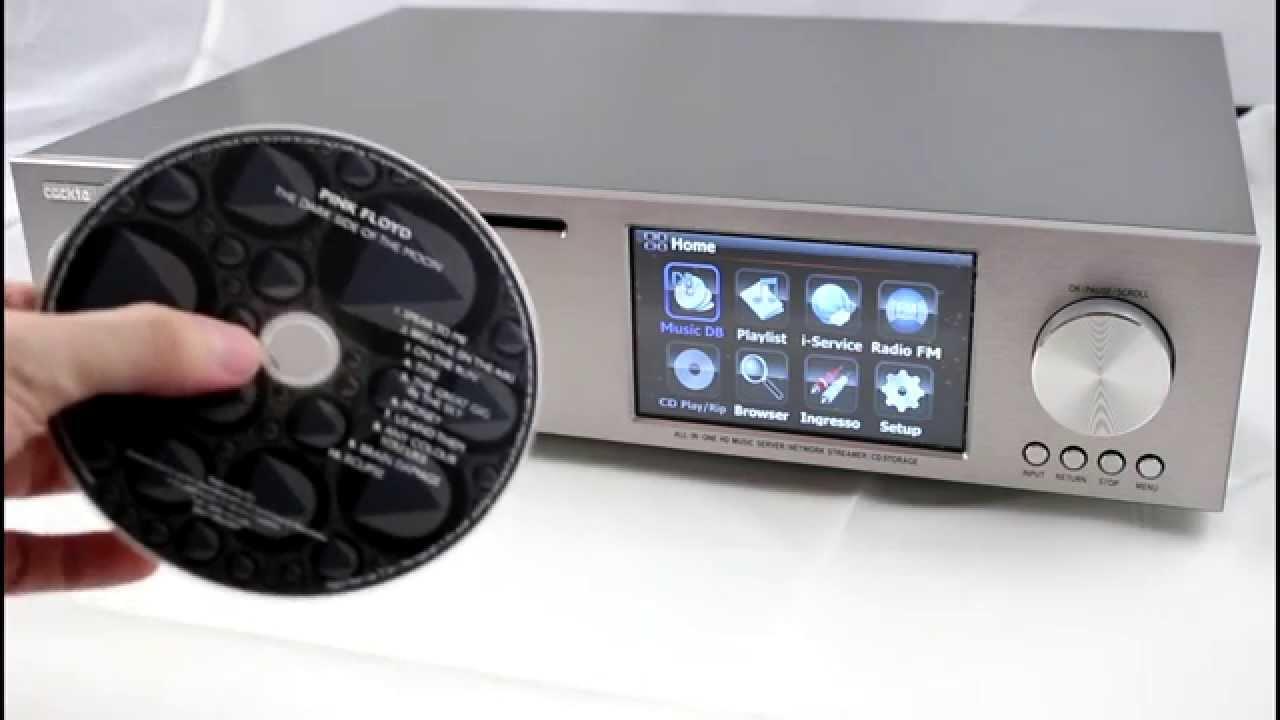 Cocktail audio ca x30