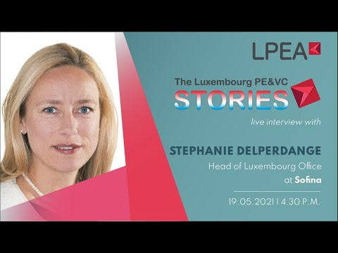 The Luxembourg PE/VC stories with Stephanie Delperdange