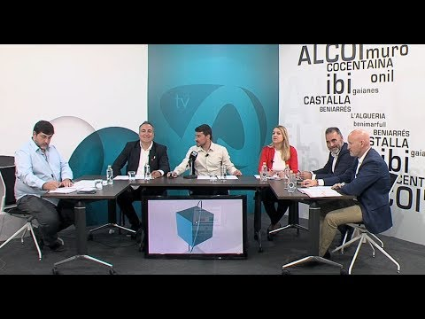 Debat Ibi Eleccions 26 maig