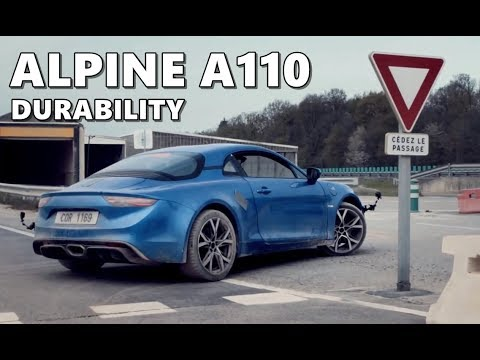 alpine a110 2018 durability test youtube. Black Bedroom Furniture Sets. Home Design Ideas