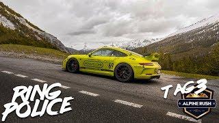 Ende im Gelände! | Alpine Rush Tag 3 - RING POLICE