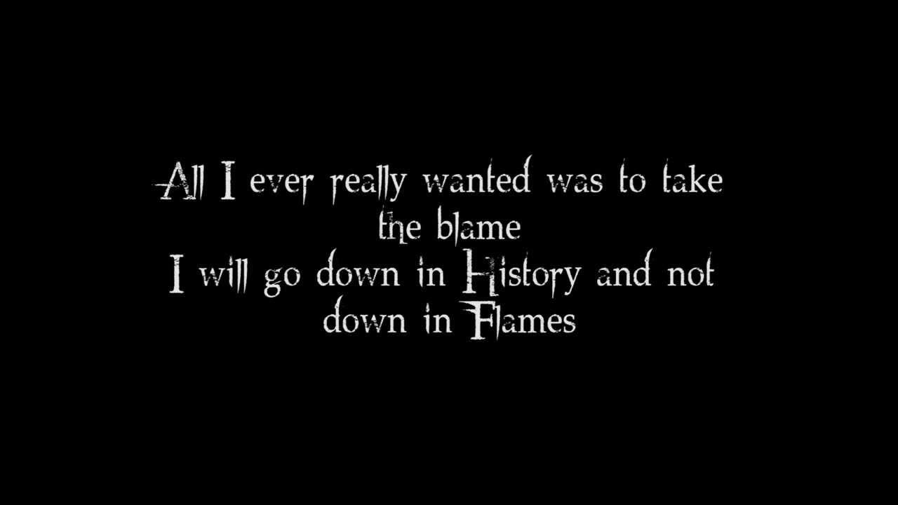 Slipknot - Gematria [The Killing Name] - Lyrics - YouTube