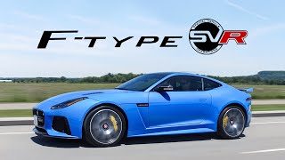 2018 Jaguar F-Type SVR Review …