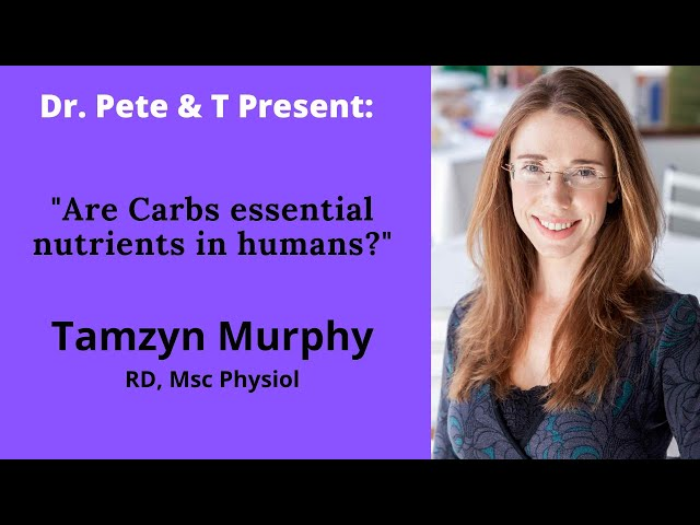 Are Carbs Essential Nutrients?