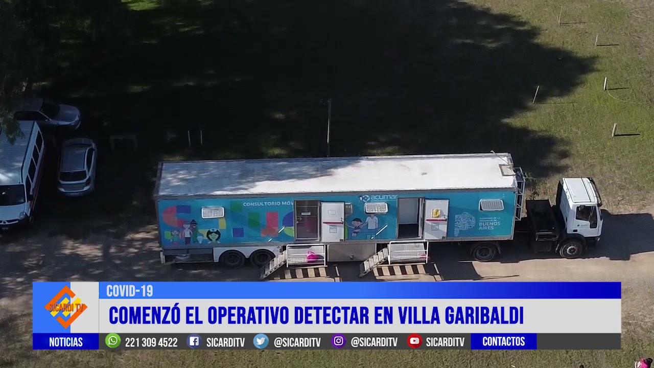 "Comenzó el operativo ""Detectar"" en Villa Garibaldi"
