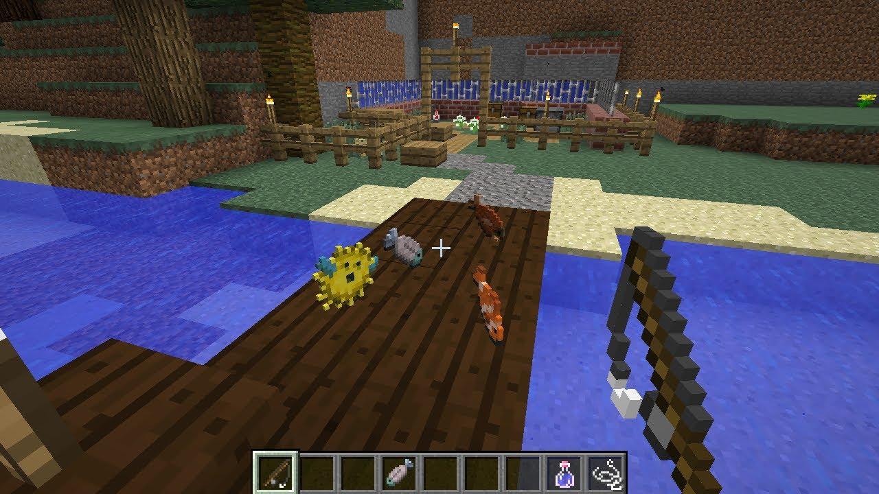 Pufferfish (item) – Official Minecraft Wiki