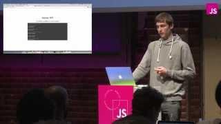 Sergii Iefremov: Runtime.JS: V8 JavaScript Kernel | JSConf EU 2014