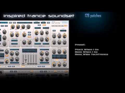 Inspired Trance Soundset for Reveal Sound's Spire synthesizer