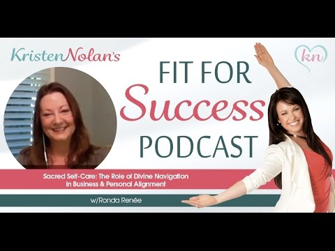 Sacred Self-Care: The Role of Divine Navigation in Business & Personal Alignment w/Ronda Renée