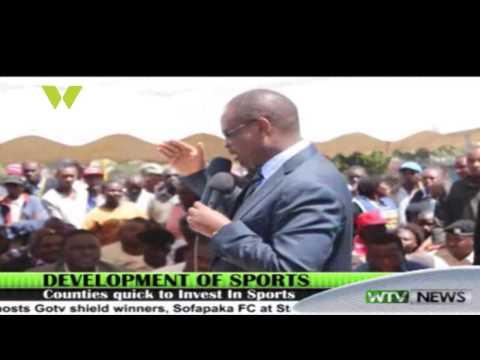 NAIROBI SPORTS DEVELOPMENT