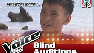 The Voice Kids Philippines 2016 Blind Auditions: Meet Alfred from Batangas