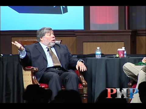 Best Interview with Apple Co-Founder Steve Wozniak by Patric
