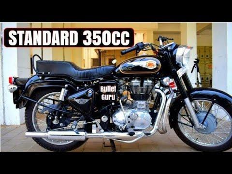 #24 Royal Enfield Standard Bullet 350cc Full Review by Bullet Guru / Full Review
