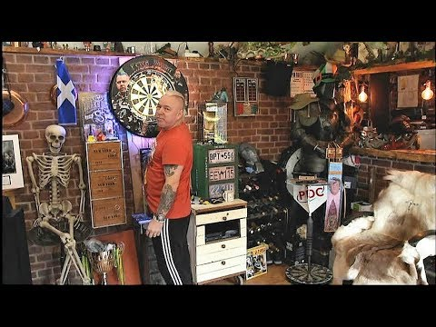 Peter Wright 2017 Dartist at Home