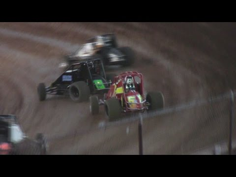 Sprint Car Heats @ Abilene Speedway