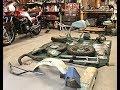 1974 Bultaco Pursang Restoration Project And 1979 Tomos Silver Bullet