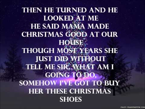 Newsong - The Christmas Shoes Lyrics [HD]