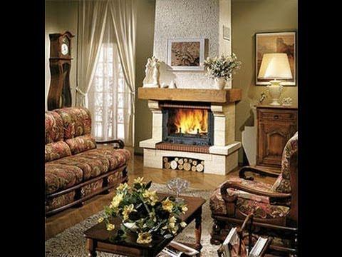 Уютный и простой Дизайн Сельского Дома