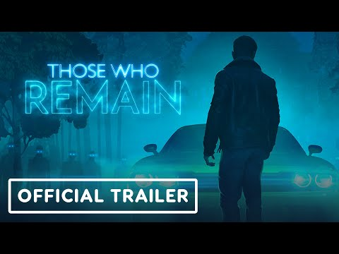 Those Who Remain - Official Release Date Trailer