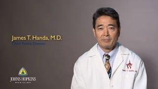 Dr. James Handa | Retina Ophthalmology