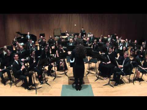 El Salon Mexico (Aaron Copland arr. M Hindsley) - Manhattan Wind Ensemble