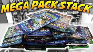 THE MEGA PACK STACK