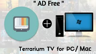 TERRARIUM TV FOR PC, MAC AND LINUX( SORRY FOR THE SOUND)