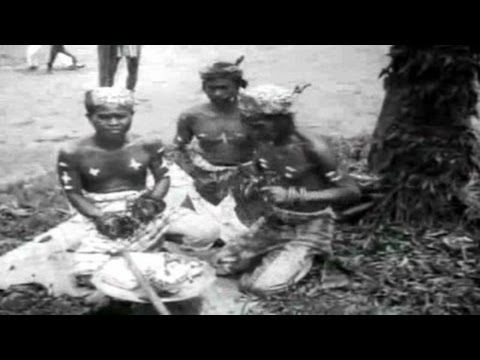 Dayak Rituals of Old Borneo in the 1920s
