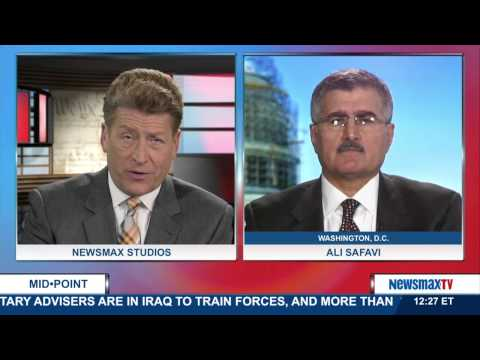 MidPoint | Ali Safavi, The Spokesman for the U.S. National Council of Resistance of Iran