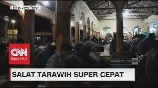Download Video Salat Tarawih Super Cepat! 23 Rakaat, Kurang dari 10 Menit MP3 3GP MP4