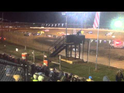 JJ#18J 11162013 Feature Race Duck River Speedway