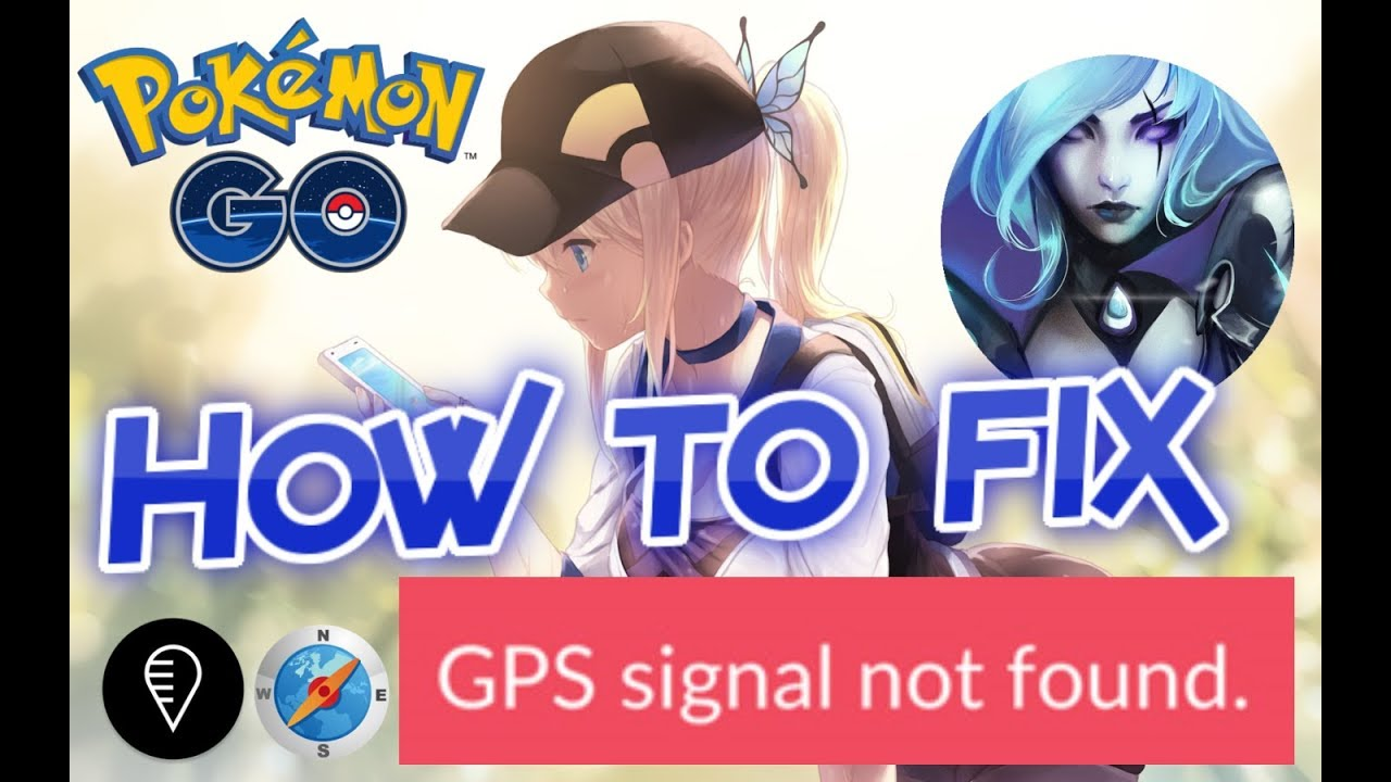 FGL PRO Pokemon GO GPS Location Error 11 and 12 FIX! (August 2018)