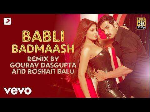 Babli Badmaash (Remix) - Shootout at Wadala| John Abraham|Tushhar Kapoor