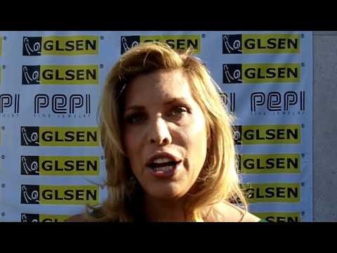 Candis Cayne at GLSEN event in Malibu