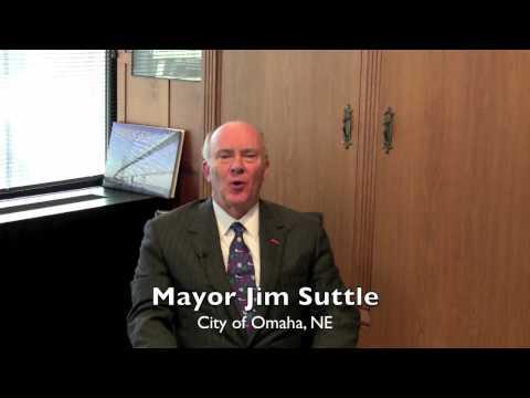 Google Fiber in Omaha-Council Bluffs - Mayor Suttle