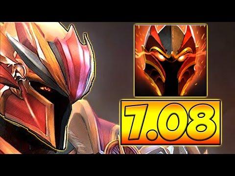 видео: +24 БРОНИ И 20 РЕГЕНА ЗДОРОВЬЯ ОТ ПАССИВКИ! ДК 7.08 ДОТА 2 █ dragon knight 7.08 dota 2