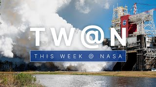 Firing up the Rocket for the Artemis Moon Missions on This Week @NASA – March 19, 2021
