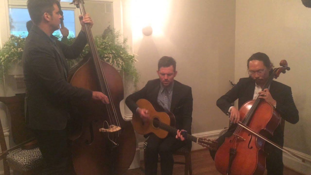 The Avett Brothers Laundry Room And Murder In The City