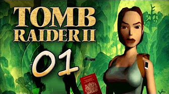 Let's Retro Tomb Raider 2