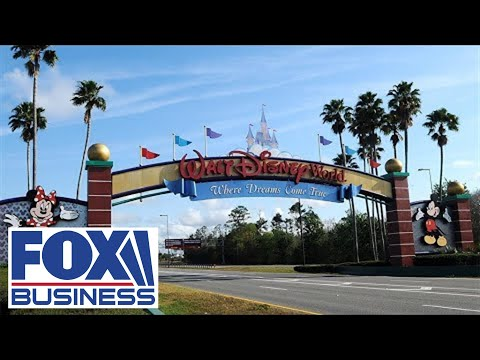 Disney presents reopening plan for Orlando theme parks